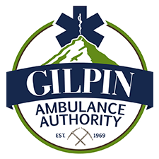 Gilpin Ambulance Authority Logo